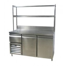 Cold Pick-Up Counter