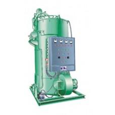 Three Pass Oil/Gas Fired Hot Water Generator