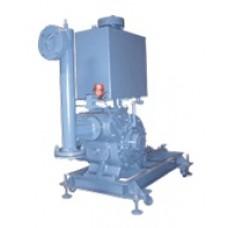 Oil Sealed High Vacuum Pump