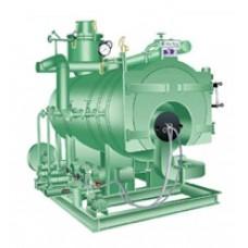 Smoke Tube Horizontal Package Steam Boiler (Non-IBR)